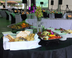 Buffet food Style