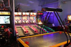 Arcade Game Room Skeeball