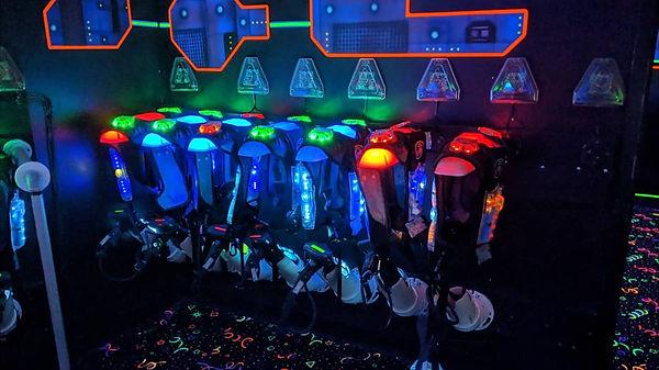 Laser Tag Vests