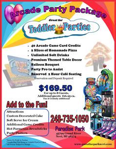Arcade Package
