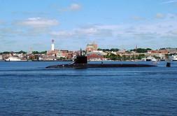 New London USS-Seawolfe