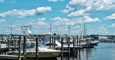 North Dock at Thamesport Marina