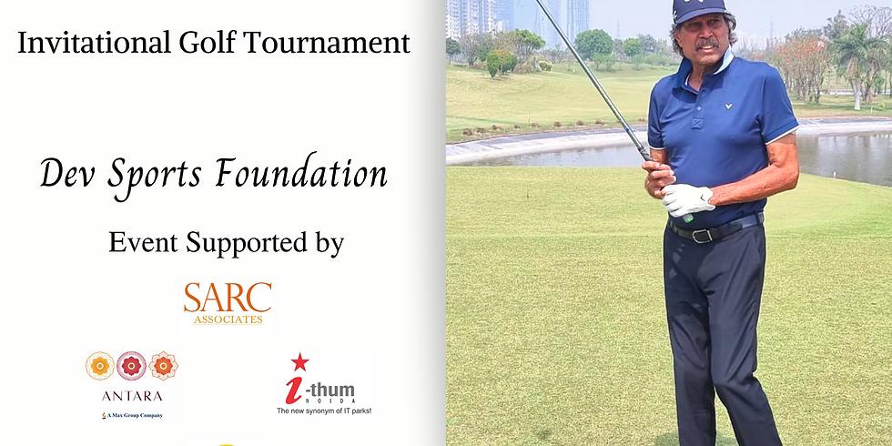 SARC- KAPIL DEV Invitational Golf Tournament