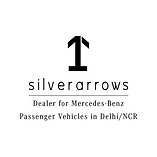 Silver Arrows Logo - Dealer for Mercedes