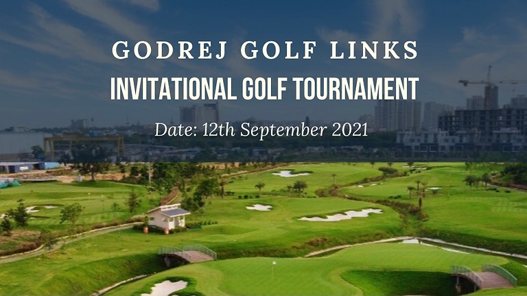 Godrej Golf Links Invitational Golf Tournament