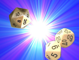 Thoughts on Rolling Dice (Uniform vs. Normal Distribution)