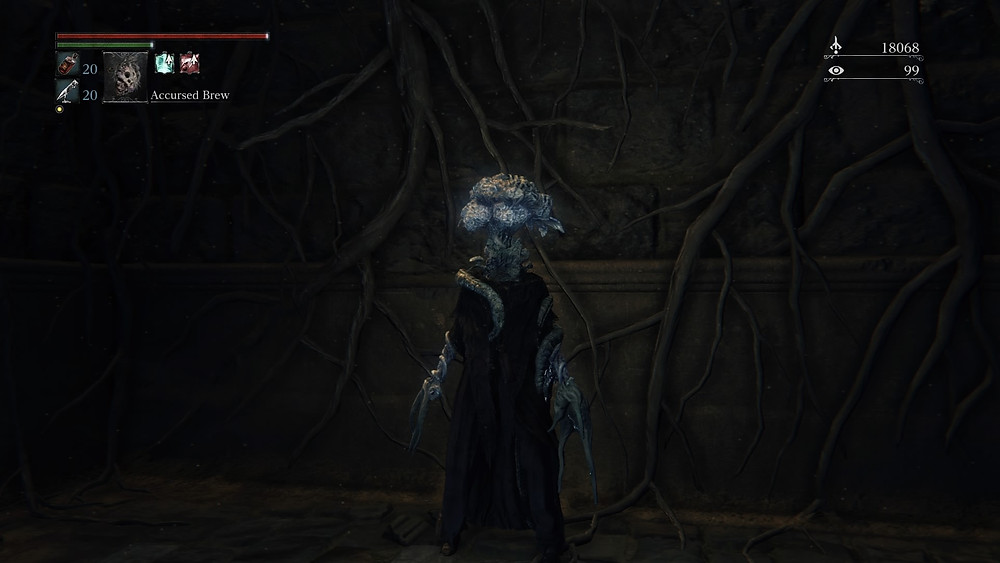 This game even makes cauliflower heads look cool