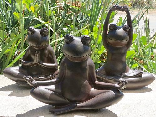 Set Ranas Yoga