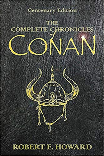 A mighty tome, by Crom!