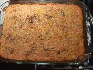 Glass Noodle Casserole