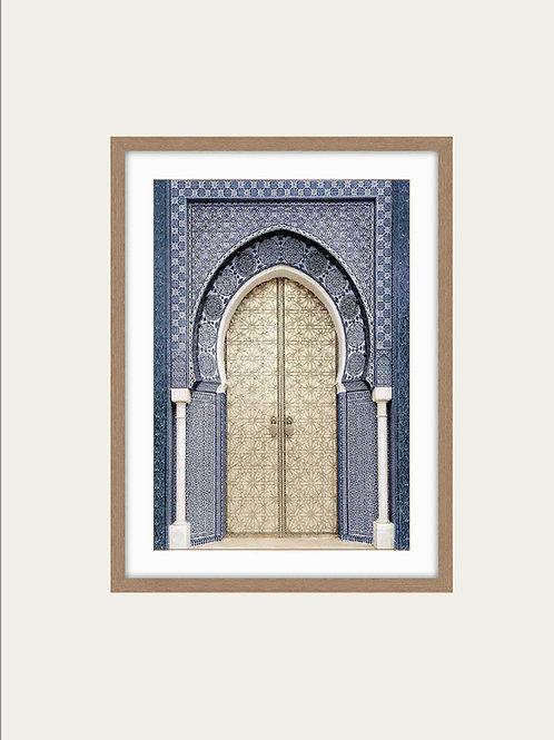 Cuadro Puertas de Marruecos