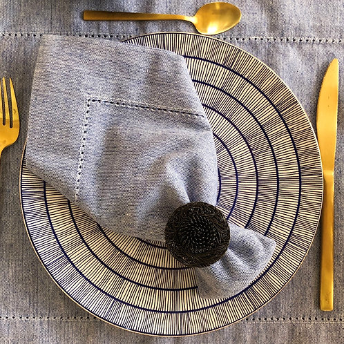 Porta Servilleta Crochet