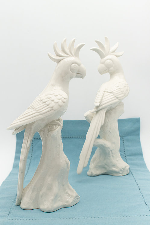 Loro de cerámica