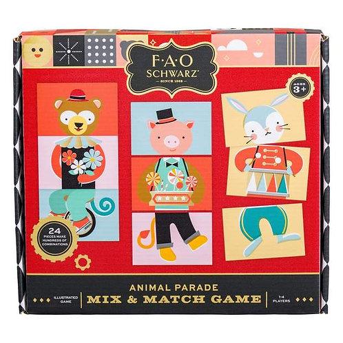 Mix & Match Game
