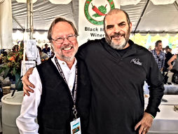Black Mesa Winery's Co-Owner, Jerry and