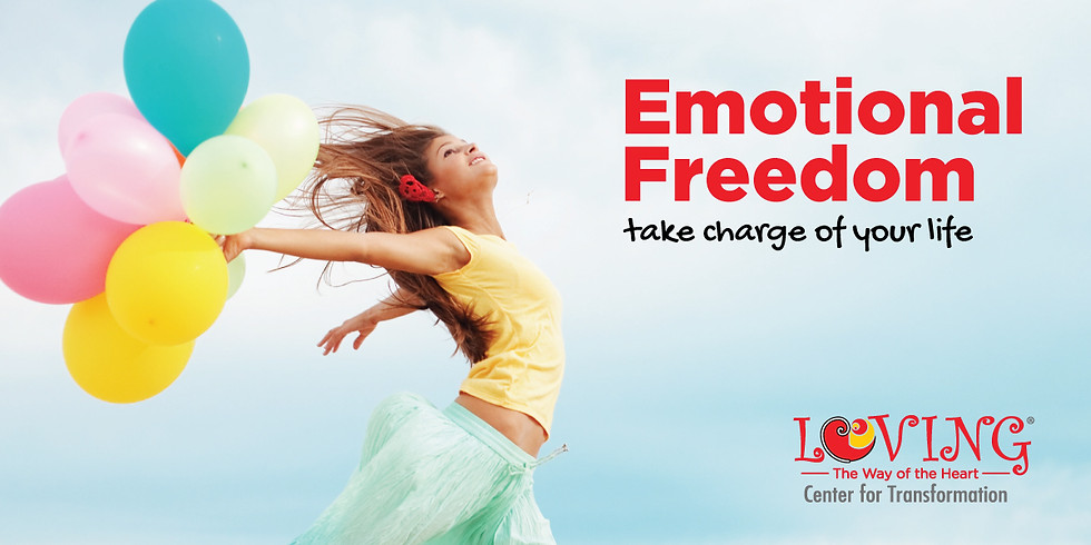 Emotional Freedom - take charge of your life