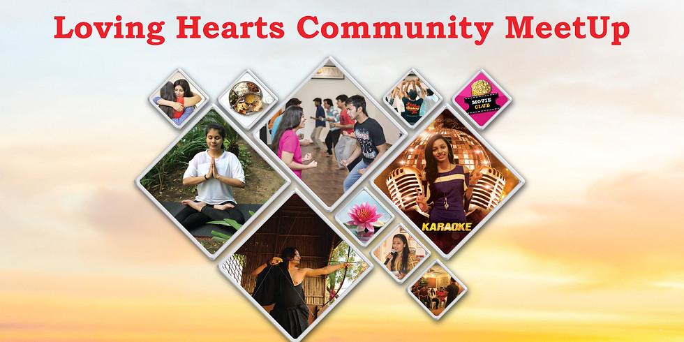 Community Meetup @Zoom Online
