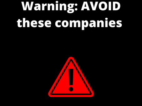 Top 10 Worse Home Based Businesses and Why