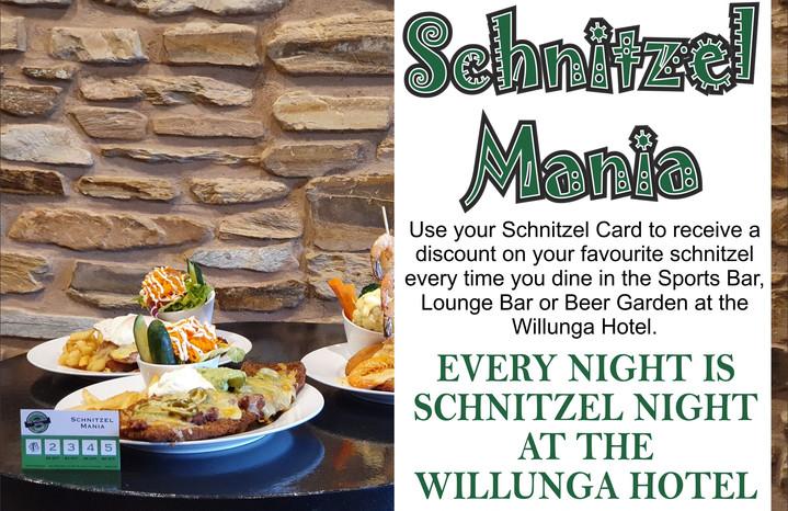 Schnitzel Mania Web