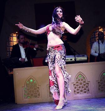 Noura belly dancer chicago