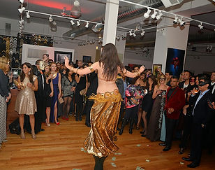 Noura Belly Dancer Chicago Party