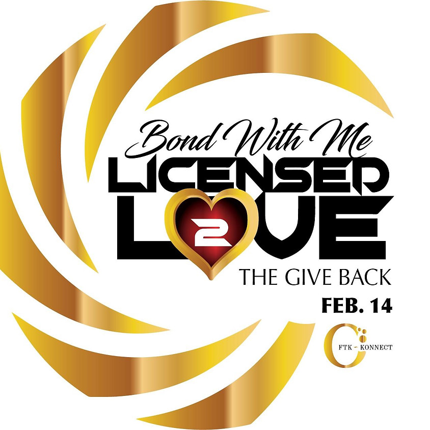 Bond With Me 007: Licensed To Love