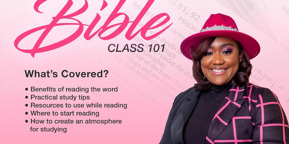 Bible Essential Class 101