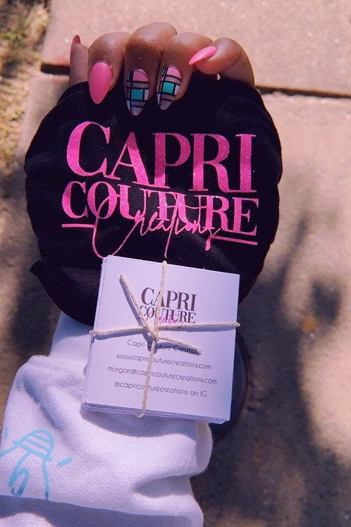Capri Couture Mask