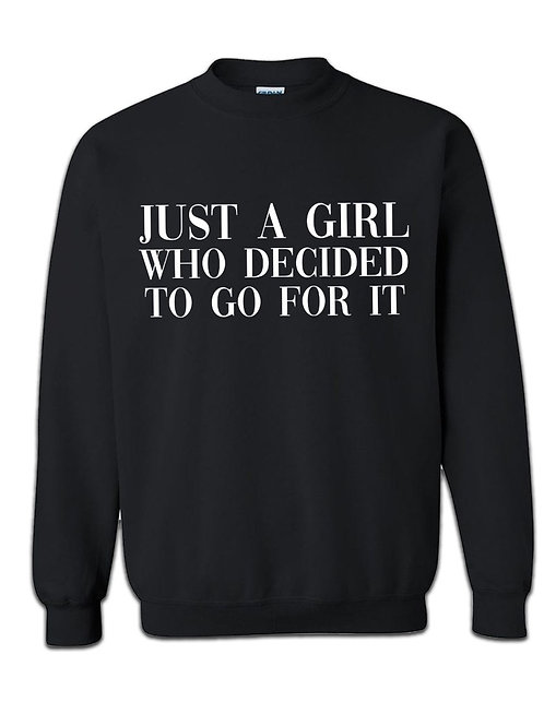 Decided Sweater