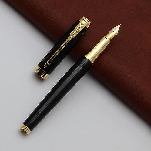 Metal Luxury Fountain Pen Ink Pens
