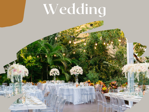 5 Things To Consider for An Outdoor Wedding