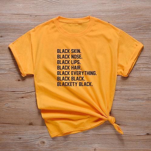 Black People Culture T Shirt