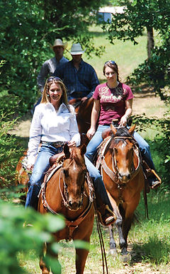 Horseman's Ranch riding trails