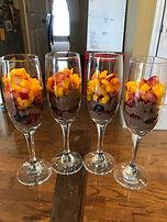 Lifestyle Medicine and wellness Practice PLLC, plant based parfait, vegan dessert, plant based diet, lifestyle medicine in Arizona, plant based doctor, healthy fruit dessert