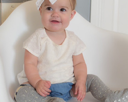 Blakely Gray – 10 Months Old