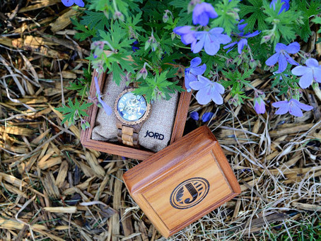 Father's Day Gift Guide with Jord – Luxury Wooden Watch