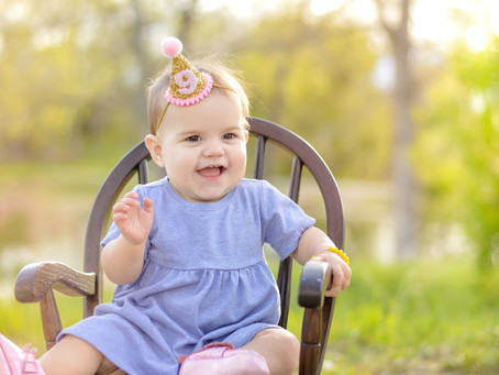 Blakely Gray – 9 Months Old