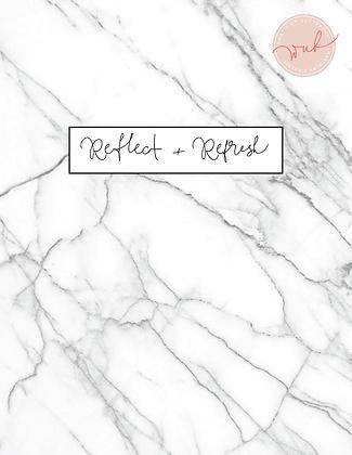 Reflect + Refresh Workbook