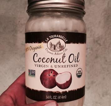 Coconut Oil – Hair Mask
