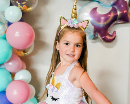 Ryder Paul is SIX – Blakely Gray is FOUR