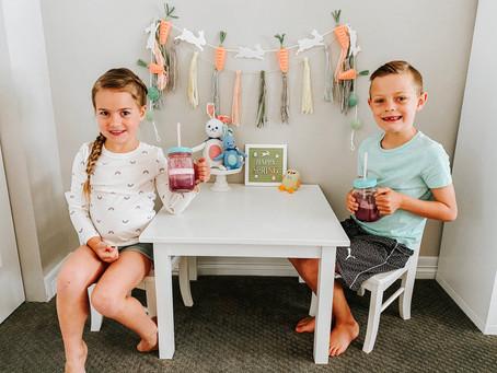 Kids Crafts + Activities