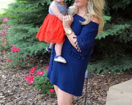 4th of July Style – Red, White + Blue