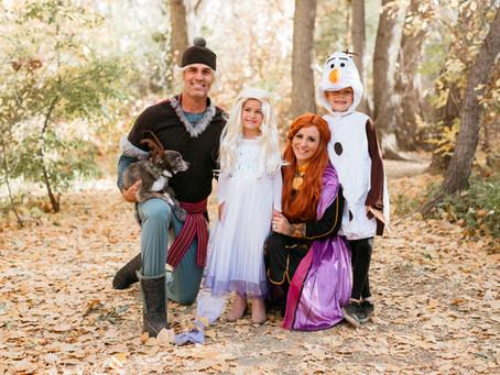 Frozen 2 - Halloween 2020