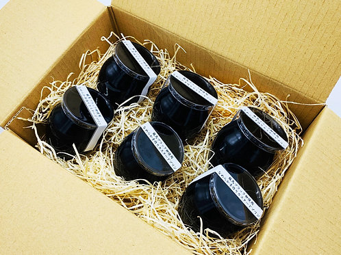 龍馬ブラック卵のカスタードプリン