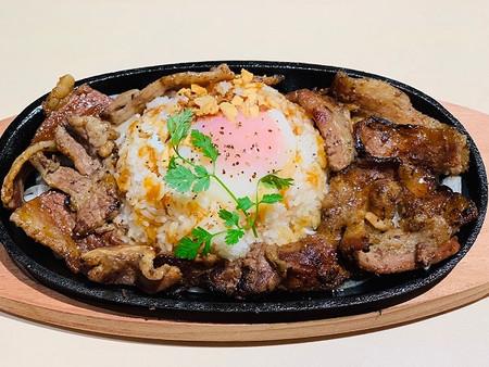 肉スペシャルご飯