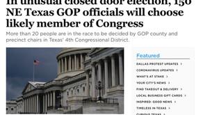8/4 Dallas News Article