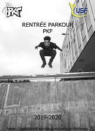 Parkour Fontenay