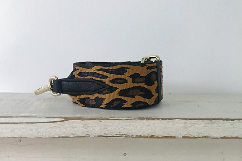 "2"" Leopard Print Bag Strap"