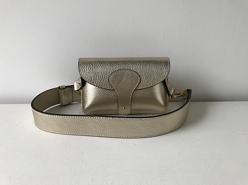 VENICE Leather Crossbody Bag