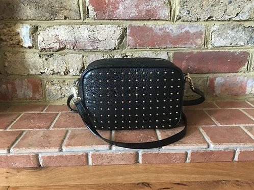 SICILY Leather Cross Body/Shoulder Bag